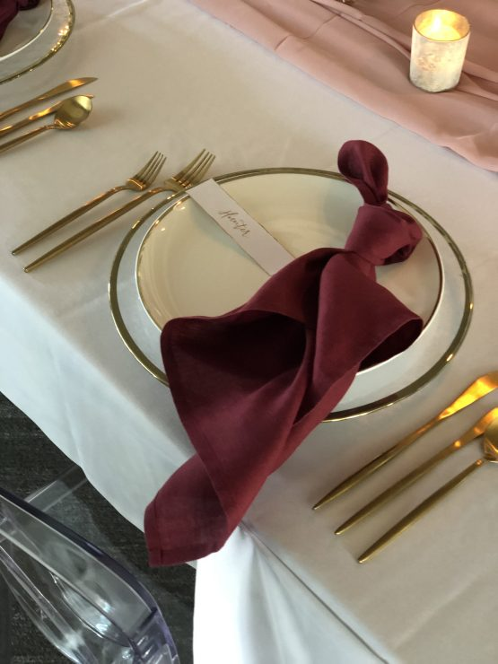 luxury cutlery hire auckland nz