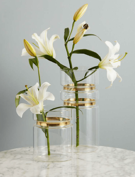 glass vase hire auckland nz