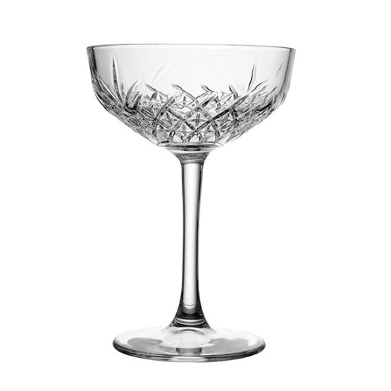 etched champagne saucer hire nz