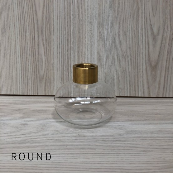 gold bud vase hire auckland nz