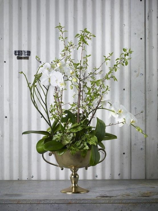 rent floral vases auckland nz