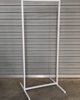 hire acrylic sign frames nz
