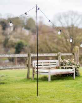 festoon pole hire nz