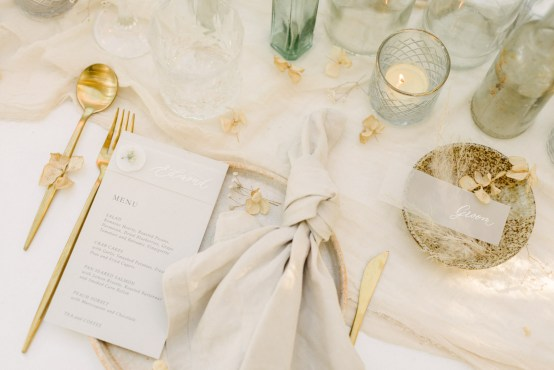 matte gold cutlery hire auckland nz