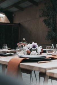 wedding table hire nz