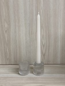 pleated candlestick hire nz