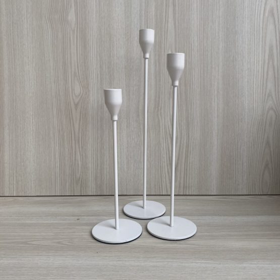 white candlestick hire auckland nz