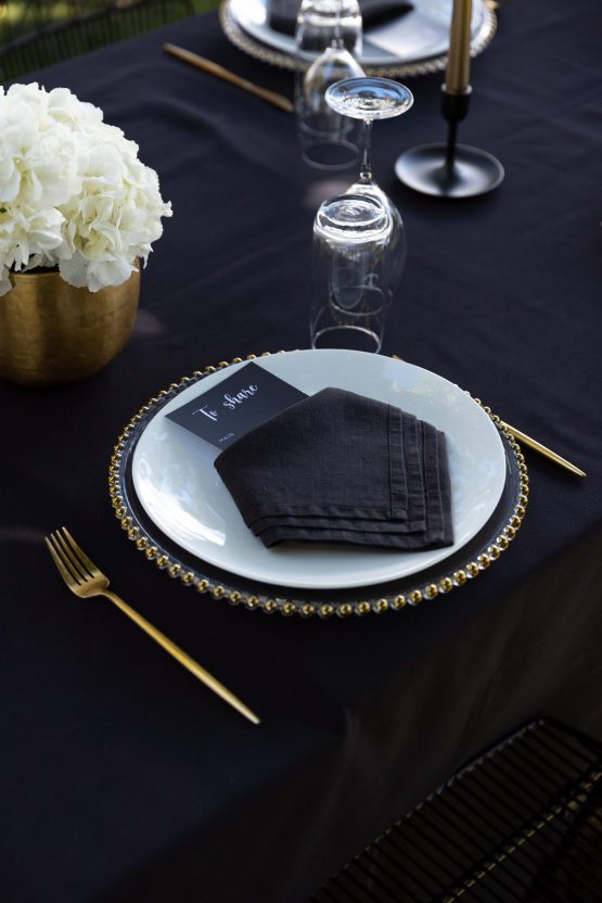 gold beaded charger plate hire auckland nz