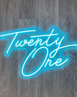 21 neon sign hire auckland nz
