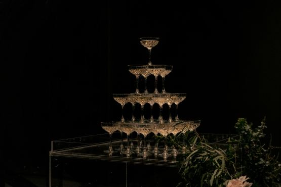 champagne tower hire auckland nz