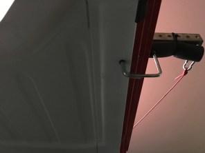 Jeep Top Hoist - Driver's Side Hook