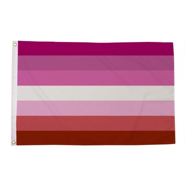 buy lesbian lgbt pride 5' flag online