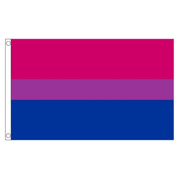 buy bisexual lgbt pride 5' flag online
