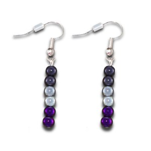 asexual earring