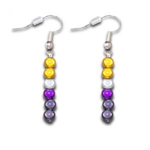 non binary earring