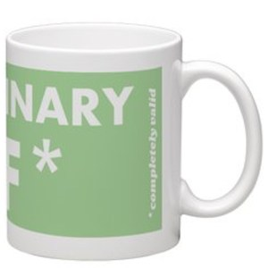 NON BINARY AF Mug