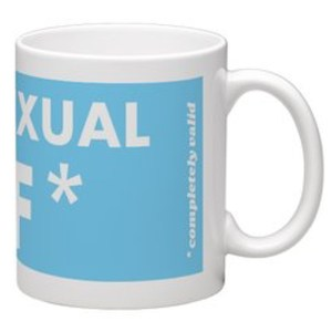 PANSEXUAL AF Mug