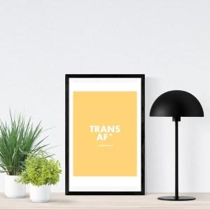 TRANS AF A2 Poster