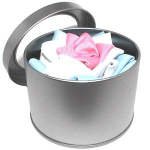 Transgender Flower In A Tin