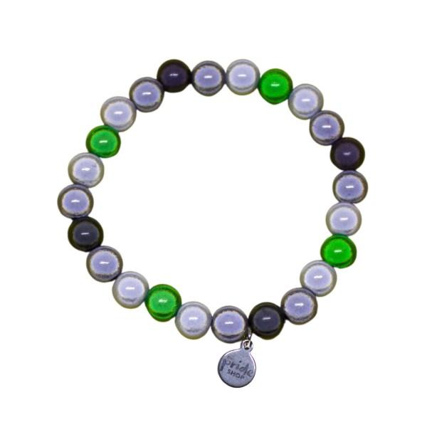 agender holographic bracelet