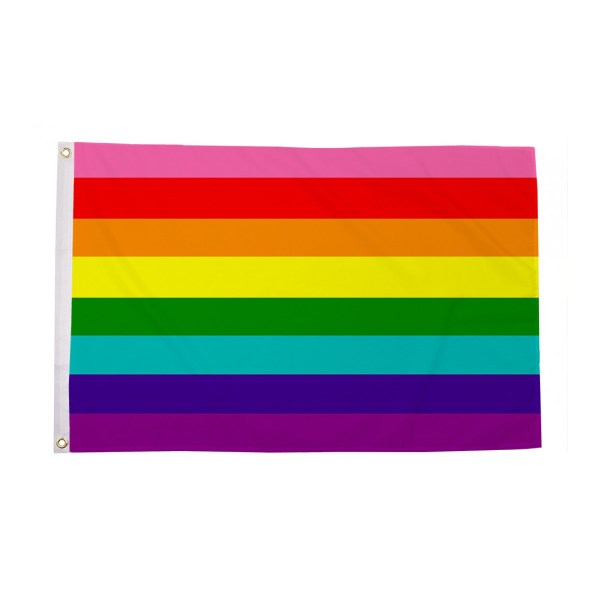 buy Gilbert Baker lgbt pride 5' flag online