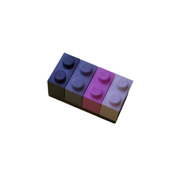 demigirl lego brick fridge magnet