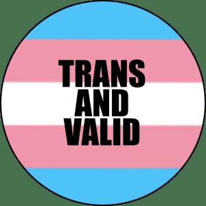Transgender Pin Badges for sale