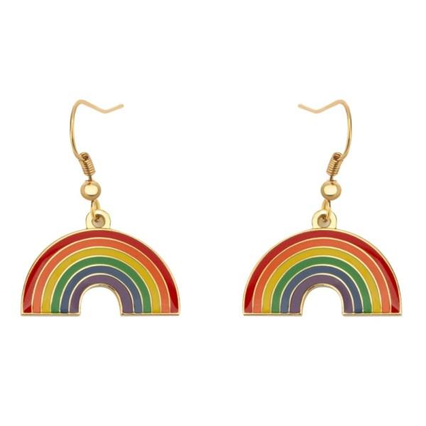 Rainbow Pride Earrings