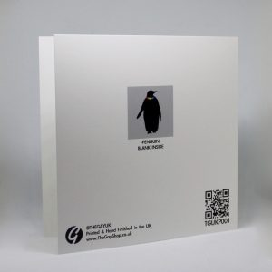 Gay Penguin Cards