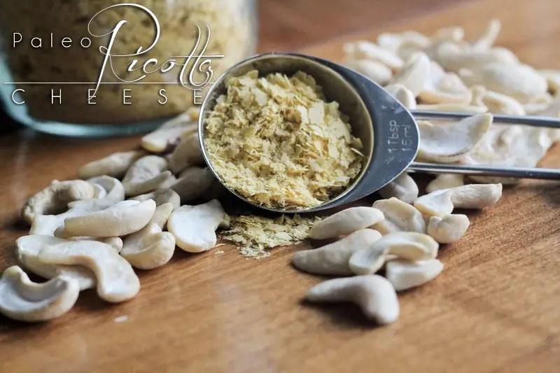Paleo Ricotta Cheese