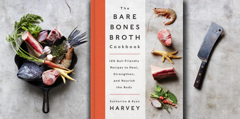 Pork Bone Broth – Bare Bones Broth Cookbook GIVEAWAY & review
