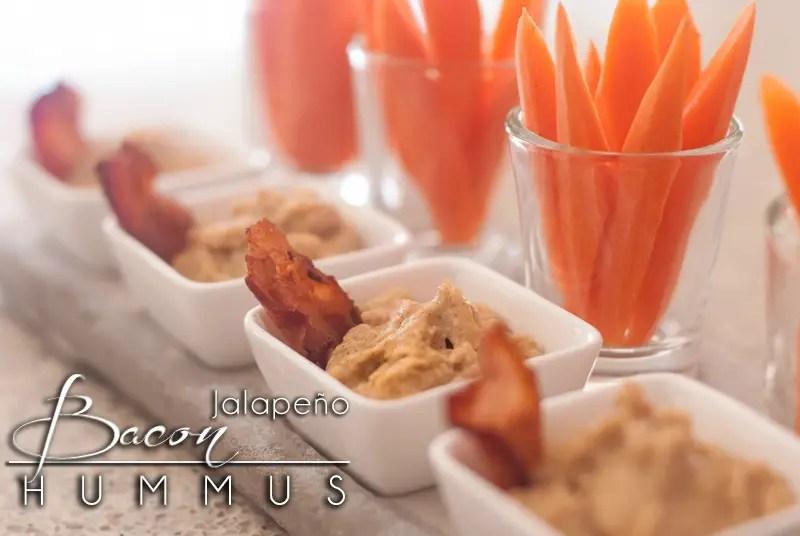 Bacon Jalapeño Hummus