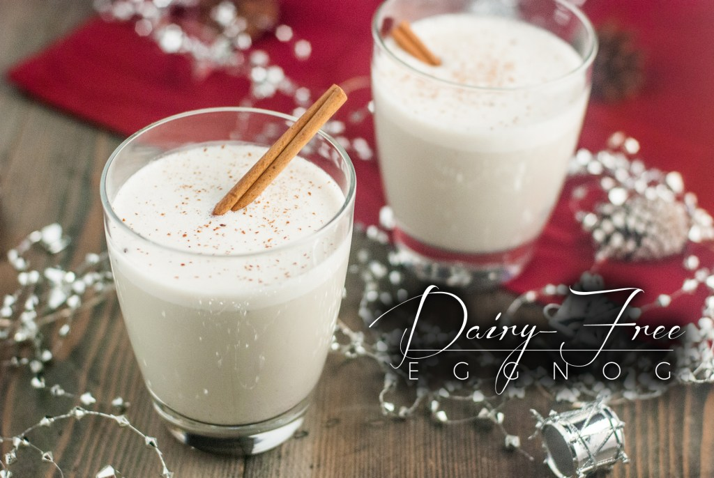 Dairy Free Eggnog (Instant Pot, Slow Cooker & Stove-top)