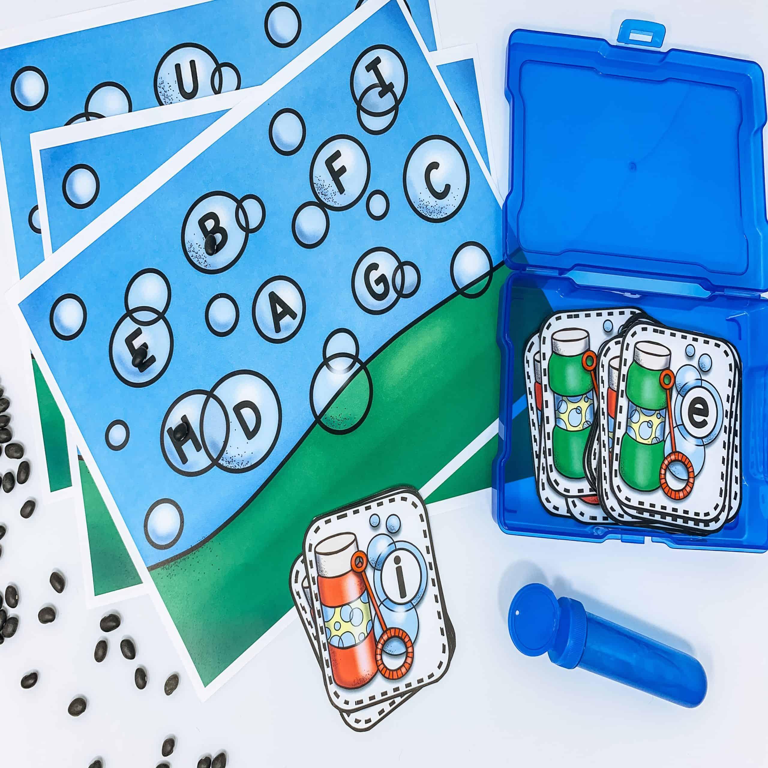 4 Bundled Preschool Themes