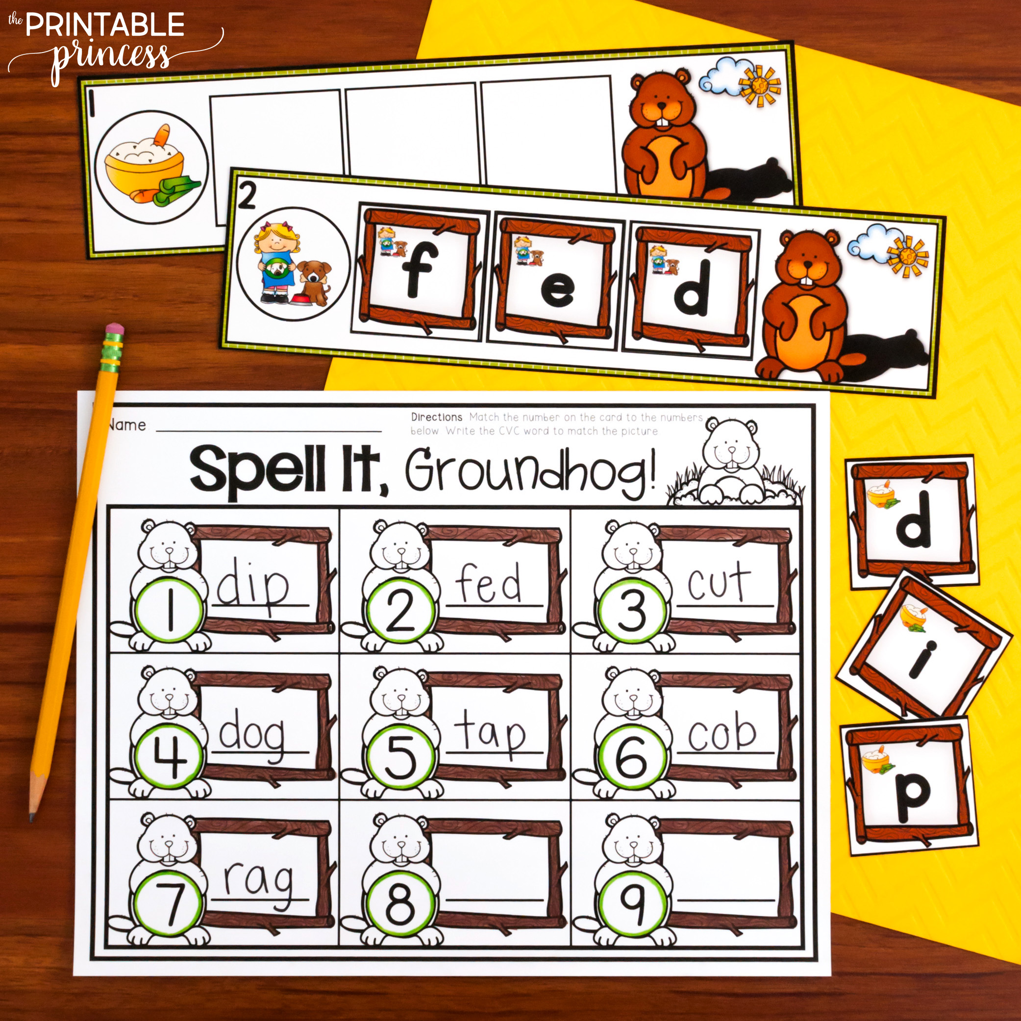 Kindergarten Centers Groundhog Day Valentine S Day And