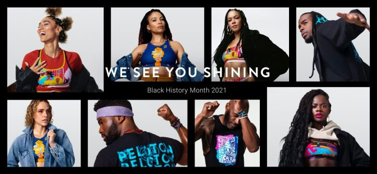 peloton black history
