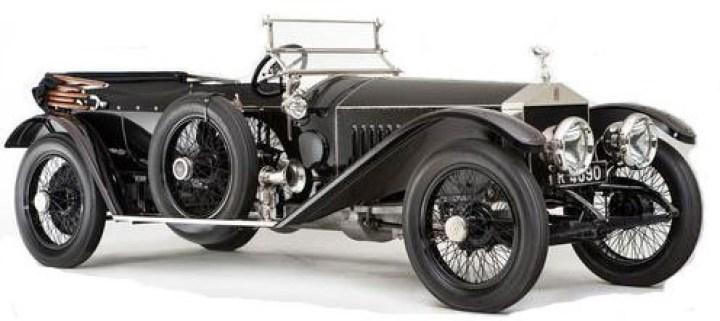 Peer-to-peer lending Classic car