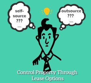 Property Financing: Lease Options – Control an asset you don't own for profit…self-source or outsource as you prefer | S3E12