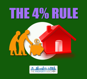 Soundbite: How I Fixed My Retirement with a Single Property & 'The 4% Rule'