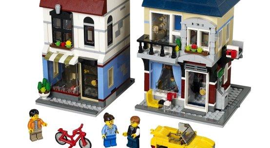 LEGO Creator Expert Detective's Office | The Proud Geek