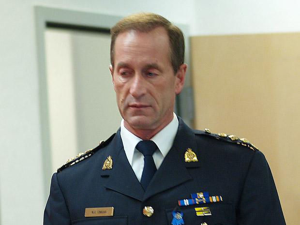 RCMP Chief Supt. Marty Cheliak is a strong supporter of the federal long-gun registry.