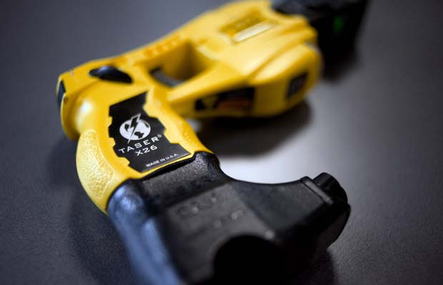 An investigation is underway after a 14 year old boy was Tasered. Police said he was suicidal.