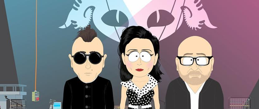 Puscifer Tool Etc Get The Official South Park