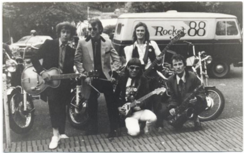 Torquay's greatest rock 'n' roll band: the birth of Rocket 88