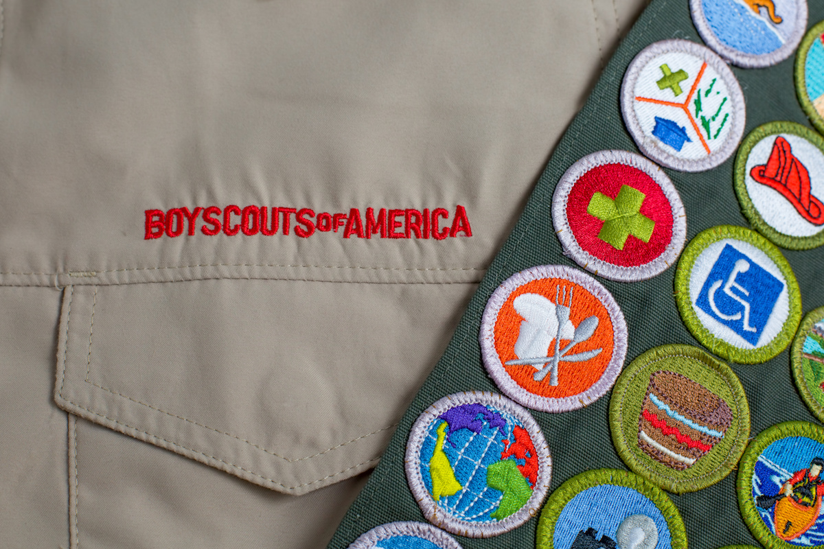 The Merit Badge Of Surrender How The Boy Scouts Of