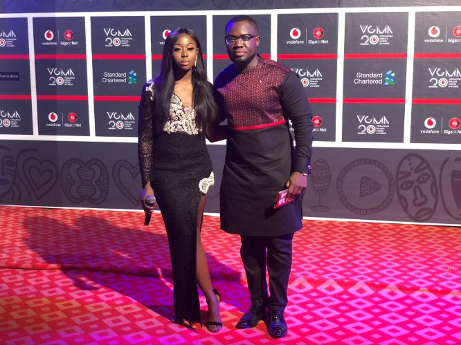 Photos Celebs Dazzle On The Red Carpet Of The Vgma 2019 The Publisher Online