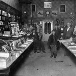 "This store in Anaheim, Calif., carries all sorts of items, including issues of ""The Popular Magazine"" dated early 1911."