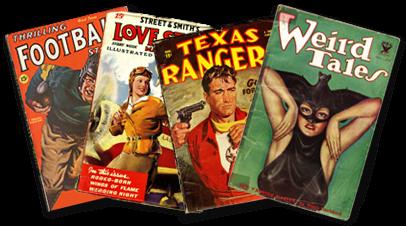 Pulp magazines