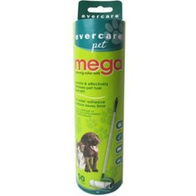 Bemis Products DBM01734 Evercare Pet Mega Roller 50-Layer Refill (3 Pack)