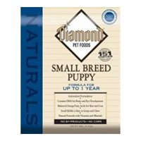 Diamond Naturals Dry Food For Puppy Small Breed Chicken